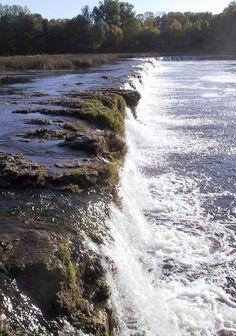 Ventas Rumba - widest waterfall in Europe.