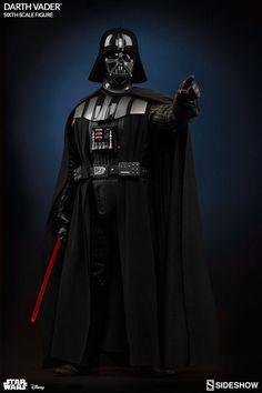 Pre-Order Sideshow Star Wars Darth Vader RotJ Sixth Scale Figure