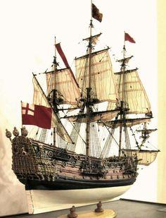 1/144 HMS Prince 1680 (Aeropiccola) by Marcello d' Andrea  ~START~