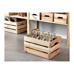 KNAGGLIG Låda - 46x31x25 cm - IKEA
