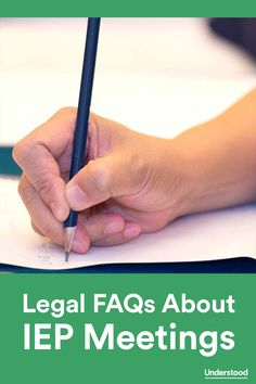 Get answers to common legal questions about IEP meetings, including if parents can record IEP meetings. A lawyer answers FAQs about parent rights at IEP meetings. Special Education Law, Special Education Classroom, Autism Classroom, School Classroom, Classroom Ideas, Legal Questions, This Or That Questions, Individual Education Plan, Iep Meetings