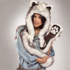 Last winter has brought a new trend - everybody and their mother was wearing or wanted to buy one of those cute animal hats with paws. They are...