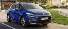 2017 Citroen C4 Picasso – Redesigned Inside and Out