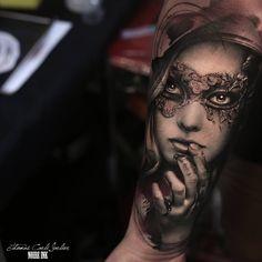 Tattoo by Thomas Carli Jarlier