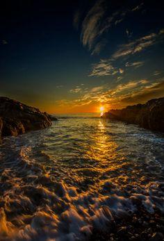 Photographies du jour #232 : Dark Sunrise