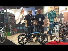 2017 Magnum Electric Bike Updates from Interbike (Orca, Peak, i-MAX Scooters, Leisger, Seatylock)
