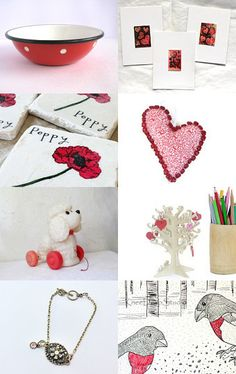 A Little Love by Leslie on @Etsy