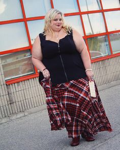 Happy Thursday peeps!  I have to admit I am not a huge fan of plaid but it is…