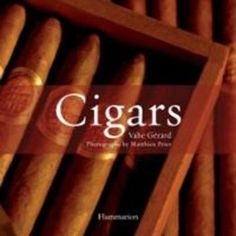 Cigar Lover Book Box Set. Everything you've ever wanted to know about cigars broken up into 2 books