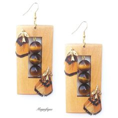 .... until you spread your wings you will have no idea how far you can fly   _________________________________________________ Bring home a pair of these unique light-weight earrings in natural tiger eye stone and vibrant feathers from our WOOD COLLECTION  http://ift.tt/2jEYov5  #love #earrings #knockonwood #picoftheday #jewelry #jewellery #premium #inspiration #luxury #luxurylife #statementjewelry #elegant #woman #girl #india #delhi #noida #gurgaon #mumbai #punjab #chandigarh #ludhiana…