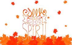 Fall Freebie! Hand-drawn lettering, Desktop wallpaper