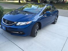 Car brand auctioned:Honda Civic SI 2015 Car model honda civic si 6 speed