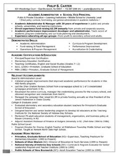 graduate school supervisor resume 447 httptopresumeinfo2014 - Good Objectives On Resumes