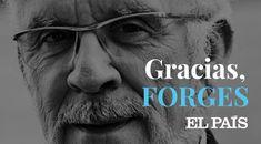 Fallece Antonio Fraguas, Forges, genial dibujante de medio siglo de historia de España