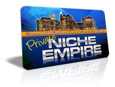 Private Niche Empire will do ALL the Work for You http://www.biguseof.com/private-niche-empire/