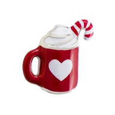 """Warm up with some hot cocoa, because, """"…baby it's cold outside!"""" Curl up with our Seasonal Exclusive Hot Cocoa Charm and capture your winter story. Pair this cup of sweet goodness with our other Seasonal Exclusive holiday-themed Charms such as the Holly Charm, Snowman Charm and Red Nosed Reindeer Sparkle Charm. www.charmingsusie.origamiowl.com"""