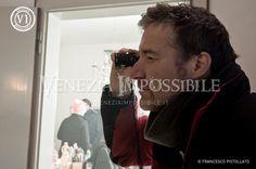 William Carrer [regista e direttore della fotografia].  Location: abitazione privata, Fontane di Villorba.