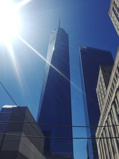 Freedom Tower, Financial District, New York City