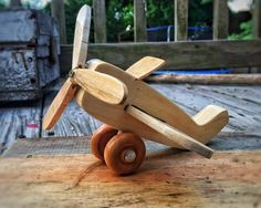 I love wooden toys and they are always my first choice. Wooden toys are great for toddlers for many reasons. They are durable and often allow child to develop their imagination while play…