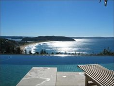 Karala in Palm Beach, NSW  I want this to be my house!
