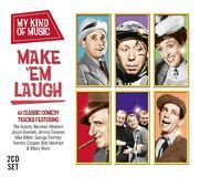 My Kind of Music: Make 'Em Laugh [CD]