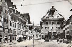 Zug, Switzerland, 1952