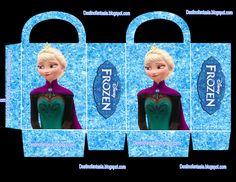 Bolsita Frozen.