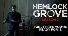 Trailer da segunda temporada de Hemlock Grove
