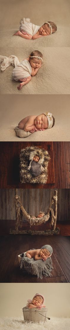 Des Moines, Iowa newborn photographer, Darcy Milder | His & Hers | 3 day old Kassidy