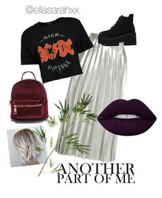 glam grunge by ellasarahxx on Polyvore featuring polyvore, fashion, style, Boohoo, Topshop, Pier 1 Imports and clothing