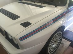 Lancia Delta Hf integrale Limited Edition Martini