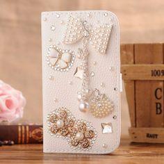 1X NE3C(TM) Apple iPhone 5 5G 5S Leather Folio Support Smart Case Cover With Card Holder & Magnetic Flip Horizontals - Diamond Bowknot Flower NE3C,http://www.amazon.com/dp/B00GMONGOU/ref=cm_sw_r_pi_dp_wRHstb1SX383ME82