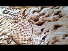 アートバーニング(焼き絵)の麒麟 Animal Print Rug, Gallery, Animals, Decor, Animales, Decoration, Roof Rack, Animaux, Animal