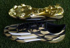 "James Rodriguez Adidas f50 adiZero ""Golden Boot"""