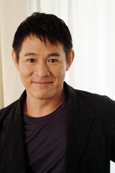 Jet Li and his heartwarming smile. ♥♥♥