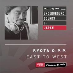 """Check out """"Ryota O.P by East to West Radio on Mixcloud Japan, Music, Check, Musica, Musik, Muziek, Music Activities, Japanese, Songs"""