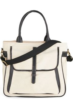 I freakin love this bag so much! <3 Flawless Transition Bag, #ModCloth