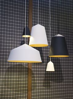 The CIRCUS pendant collection, by Corinna Warm on innermost's stand