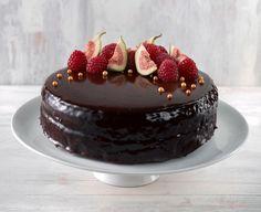 Vadelma-suklaakakku  Resepti | Dr. Oetker
