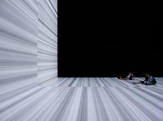 Ryoji Ikeda: Transfinite at Park Avenue Armory 2011