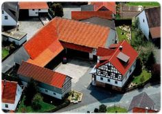Schöne 4-Seiten-Hofanlage in herrlicher Dorfidylle! Aussiedlerhof Frankenberg (264YA42)