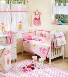 1abf2b544 Little Princess Crib Bedding Set