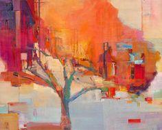 Trees - Elizabeth Washburn - I love this style - just love