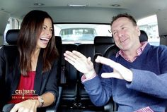 It's a fun ride with @IamColinQuinn on our way to @FrauncesTavern for a hearty dish. Saturday's at 6pm on @PIX11.