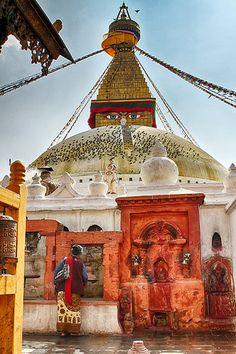 Kathmandu Boudhanath Stupa Nepal #visitNepal #travelNepal #tourismtorebuild #traveltohelp #travel #tour #trek #Nepal #3TN email:info@3tnepal.com