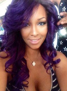 Everything Hair On Pinterest - 621 Photos On Long Black Hair  Black   Kimbella Hair