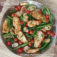 Balsamic Chicken Tenders with Veggies http://cleanfoodcrush.com/balsamic-chicken-tenders-wveggies