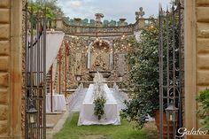 Villa Gamberaia, Florence, Tuscany, Italy