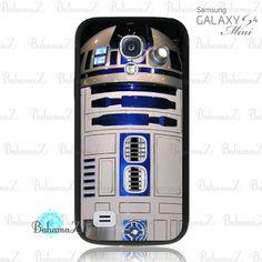 Star Wars R2D2 R2 Samsung Galaxy S4 Mini Case | Bahamaz - Accessories on ArtFire