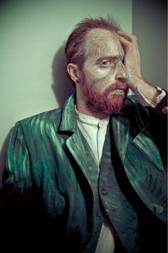 Hyperrealistic Vincent van Gogh (2 pics) - My Modern Met